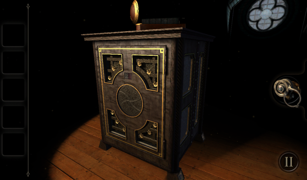 What's inside the safe?